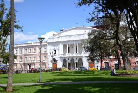 Teatro Capitol in Quito, Ecuador