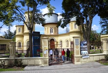 Observatorio de Quito in Quito, Ecuador
