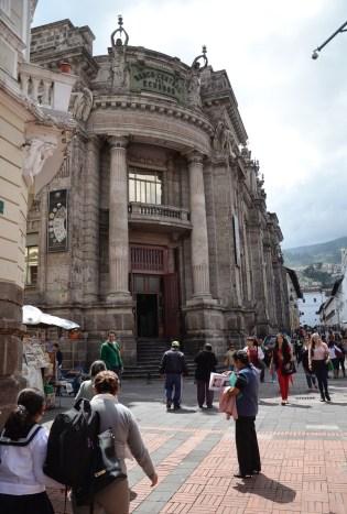 Banco Central del Ecuador in Quito