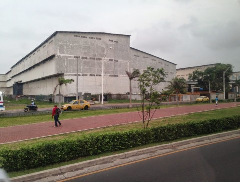 Zona Libre in Colón, Panama