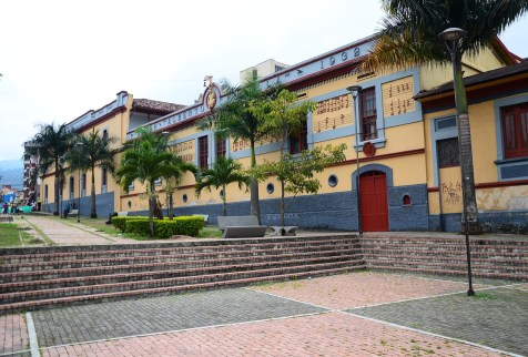 Conservatorio del Tolima in Ibagué, Tolima, Colombia