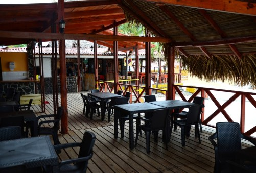 Veraneras at Playa Santa Clara in Panama