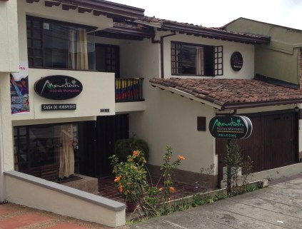 Mountain Hostel in Manizales, Caldas, Colombia