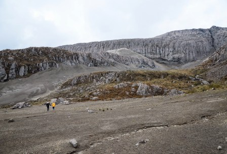 Arenales at Los Nevados National Park in Colombia