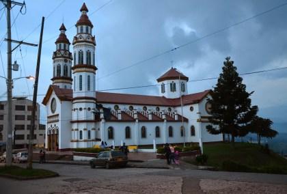 Nuestra Señora del Rosario in Manizales, Caldas, Colombia