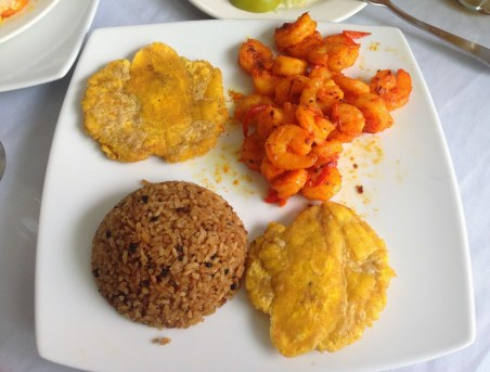 Las Delicias del Caribe restaurant in Chinchiná, Caldas, Colombia