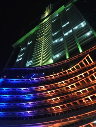 Hard Rock Hotel in Panama City