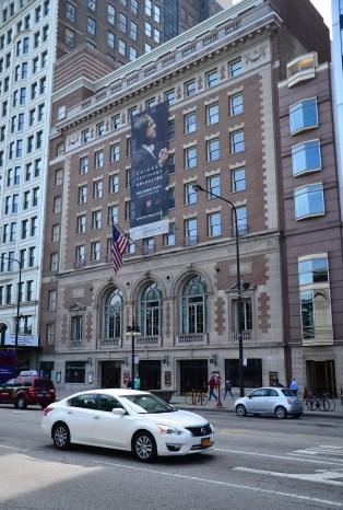 Symphony Center of the Chicago Symphony Orchestra