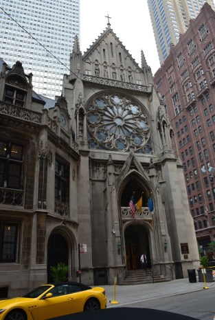 Archbishop Quigley Center in Chicago, Illinois