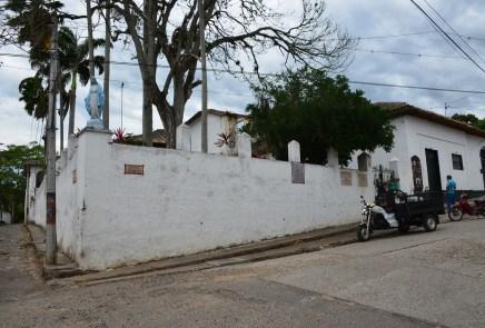 Convento de la Soledad in Guaduas, Cundinamarca, Colombia