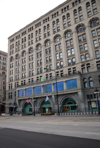Auditorium Building in Chicago