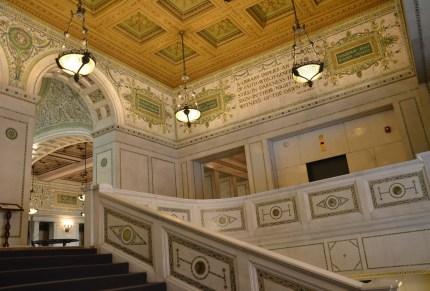 Preston Bradley Hall at the Chicago Cultural Center