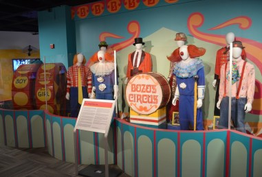 The Bozo Show at the Museum of Broadcast Communications in Chicago, Illinois