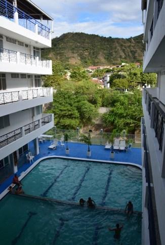 Hotel Riviera Plaza in Honda, Tolima, Colombia