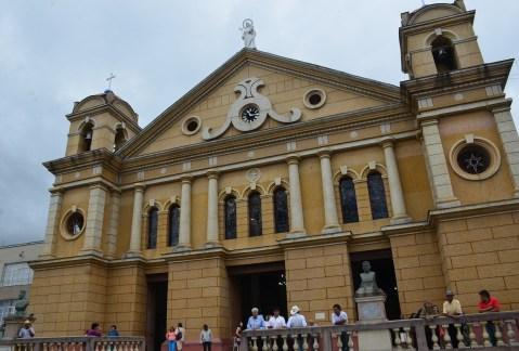Iglesia de San José in Pácora Caldas Colombia