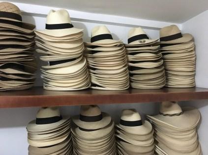 Sombreros Pipintá in Aguadas, Caldas, Colombia