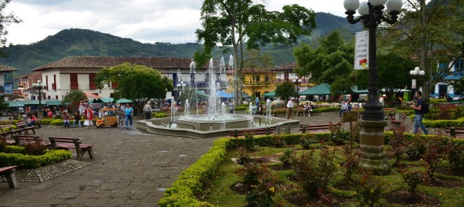 The Most Beautiful Town in Colombia?