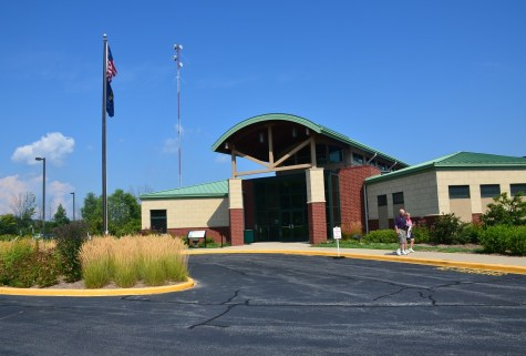 Visitor Center at Indiana Dunes National Lakeshore