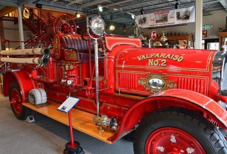 Valparaiso Fire Museum in Valparaiso, Indiana