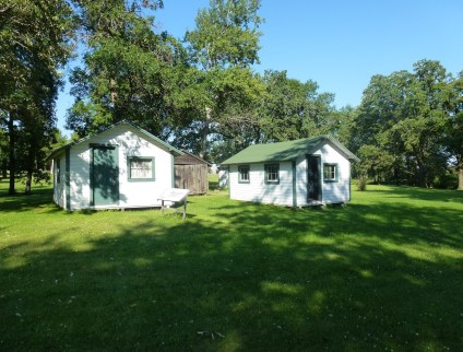 Cottages at Ayer House in Mille Lacs Minnesota