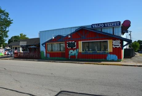 Valpo Velvet Ice Cream in Valparaiso, Indiana