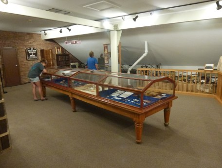 Crow Wing County Historical Society Museum in Brainerd, Minnesota