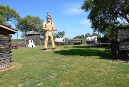 Fort Cody in North Platte Nebraska