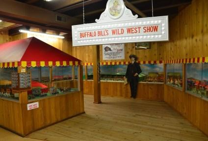 Buffalo Bill's Wild West Show at Fort Cody in North Platte Nebraska