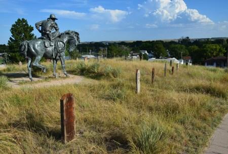 Boot Hill Cemetery Ogallala Nebraska