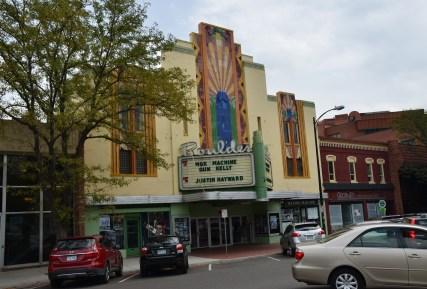 Boulder theater in Boulder Colorado