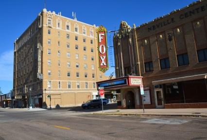 Downtown North Platte Nebraska