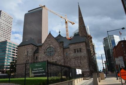 Trinity United Methodist Church in Denver, Colorado