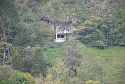 Gruta of Jericó Antioquia Colombia
