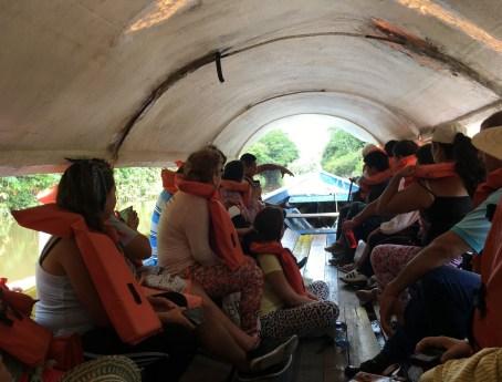 Amazon River Boat Amazonas Colombia