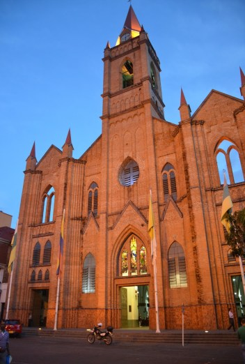 Cathedral of Neiva in Colombia