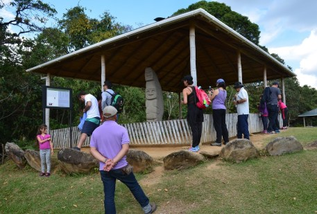 Alto de las Piedras San Agustín Huila Colombia