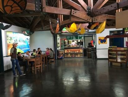Café at Quindío Botanical Garden