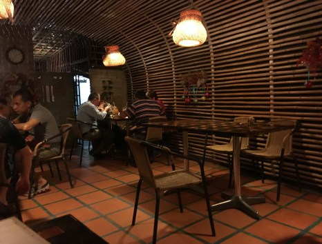 Al Humo restaurant in Mocoa Putumayo Colombia