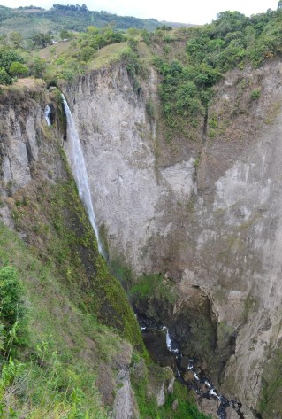 Salto Mortiño waterfall Huila Colombia