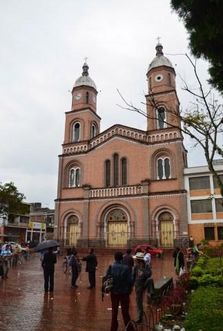 San Francisco Church in Armenia