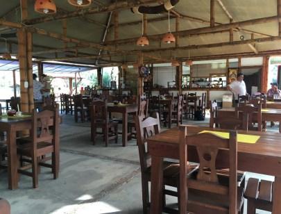 Restaurant at San Juan del Valle in Umbría