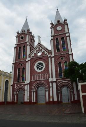 Iglesia Nuestra Señora del Carmen in Tuluá, Valle del Cauca, Colombia