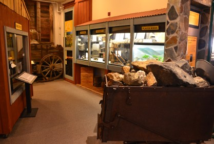 Heritage Visitor Center and Museum in Idaho Springs, Colorado