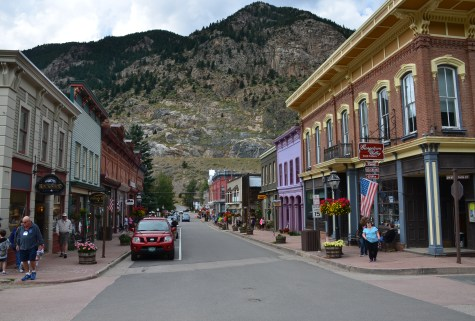 6th Street in Georgetown, Colorado