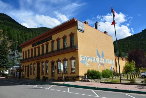 Hotel de Paris Museum in Georgetown, Colorado