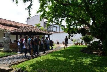Museo Arqueológico La Merced in Cali, Colombia