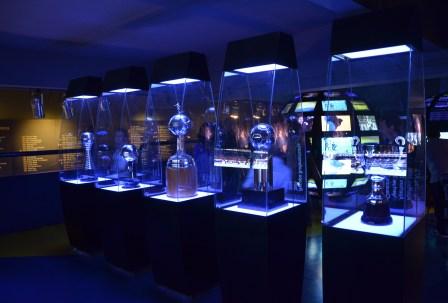 Museo de la Pasión Boquense at La Bombonera, La Boca, Buenos Aires, Argentina