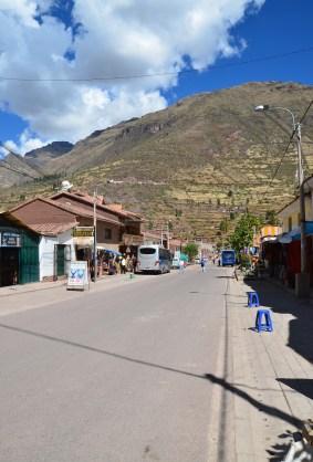 Modern Pisac, Peru