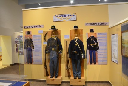 Fort Caspar Museum in Casper, Wyoming