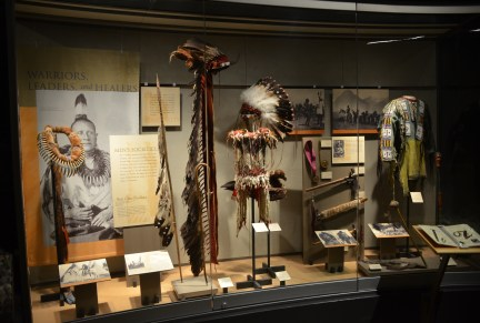 Plains Indian Museum at the Buffalo Bill Center of the West in Cody, Wyoming